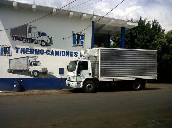 Equipos Thermo king con mucho frío y bajo costo mantenimiento Bogota