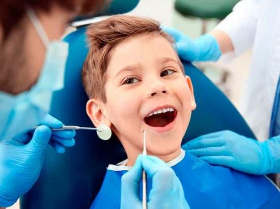 Odontología Pediátrica en Bogotá