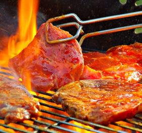 Picadas de Carne Buc...