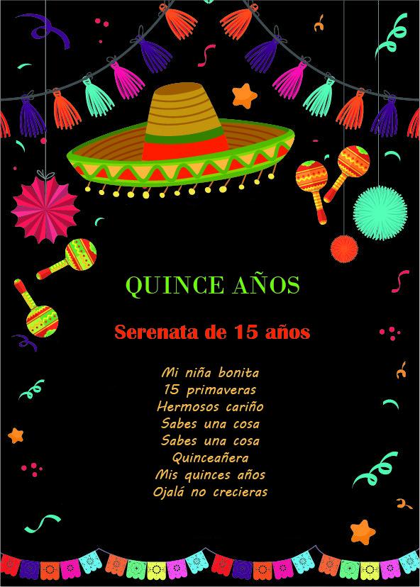 mariachis bogota servicio quinces