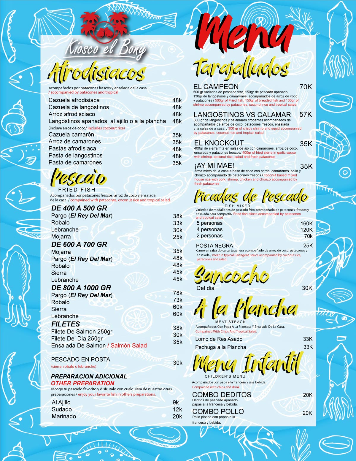 menu kiosco el bony1