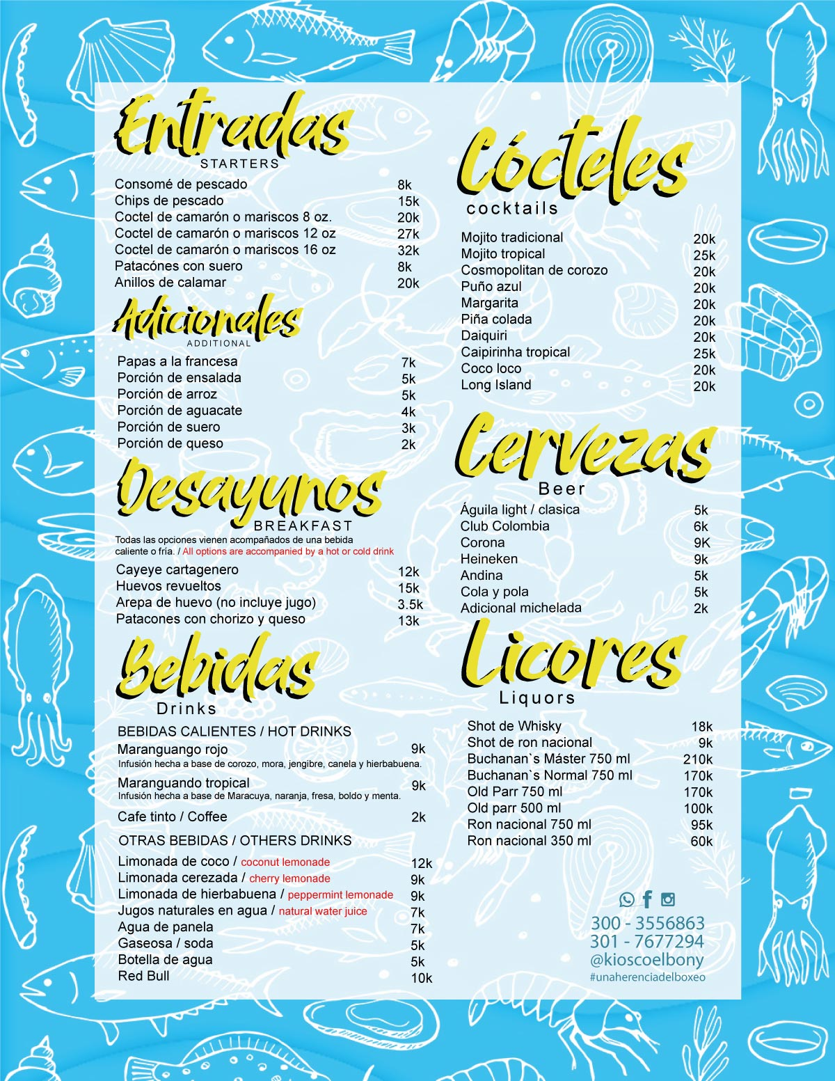 menu kiosco el bony2